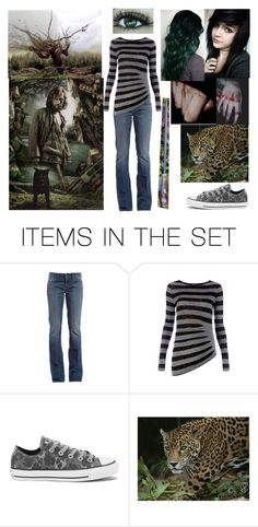 """""""The Grim"""" by gryffandclaw ❤ liked on Polyvore featuring art"""
