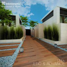 #interceramic Etic & Advance poolhouse? it is ceramic...would b slippery