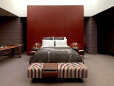 Hermès Bedroom