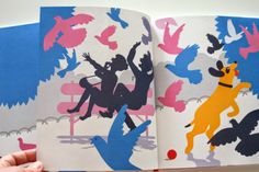 From: RUN, DOG! by Cécile Boyer.