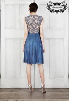 The Whisper dress | Catherine Deane | AW14