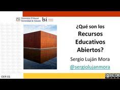 ▶ ¿Qué son los Recursos Educativos Abiertos? - YouTube