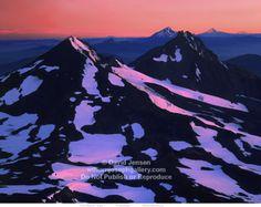oregon mountains - Google Search