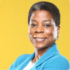 Ursula M. Burns Bookprint | Read Every Day, Lead a Better Life