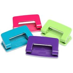 Marbig 2 Hole Punch Summer Colours #Marbig