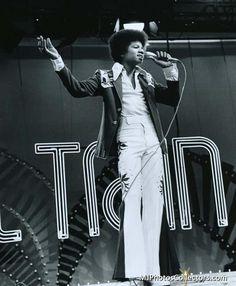 Michael Jackson on Soul Train