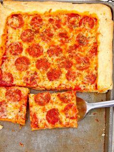 Sheet Pan Pizza