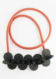 Maia Leppo | Steel Necklace