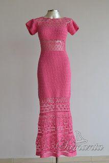 Feiticeira das Agulhas: Vestido Thayla