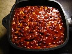 "Chili con Carne ""Spezial"" Rezept - must try with cocoa Hamburger Dishes, Easy Smoothie Recipes, Dutch Recipes, Special Recipes, Pumpkin Spice, Chile, Healthy Snacks, Dinner Recipes, Food And Drink"