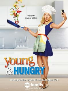 """Ashley Tisdale guest starring on ABC Family's """"Young And Hungry"""""""