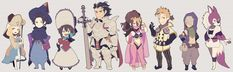 Octopath x Bravely Default High Fantasy, Fantasy World, Saga, Bravely Default, Octopath Traveler, Pokemon Crossover, Best Rpg, Pretty Drawings, Girl Memes