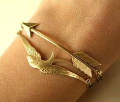 Bird & Arrow Linked Bracelets - Favorites Uncovet