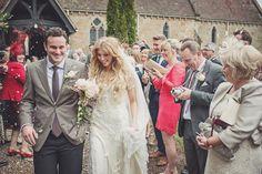 Azalea by Jenny Packham - A Touch of Glamour for a Spring Barn Wedding   Love My Dress® UK Wedding Blog