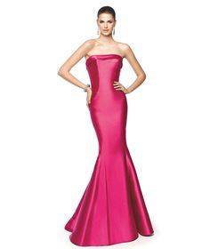 220e4606e77 21 Lindos Vestidos de Cóctel y Promoción de Pronovias 2015 - Vestidos Mania  Prom Dresses 2015