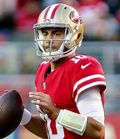 aca35e20f Former NFL scout wouldn t hesitate to pick 49ers  Jimmy Garoppolo over  Rams  Jared Goff