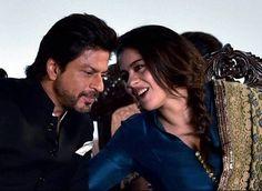 SR_Khan & Kajol the Blockbuster Couples