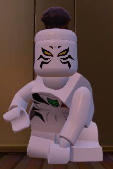 Ava AYALA (WHITE TIGER)   Earth 13122   Lego Marvel SUPER HEROES