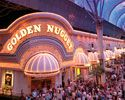 2nd Honeymoon! Back to the place it all started... RE-married at the Golden Nugget. Stop #12 Las Vegas, NV