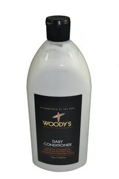 Woody's Daily Conditioner for Men, Ounce: Daily Conditioner by Woody's for Men - Oz Conditioner Oz Conditioner Daily Conditioner was launched by the design house of Woody's It is recommended for normal hair. Hair Conditioner For Men, Men's Grooming, Cleanser, Your Hair, Cool Hairstyles, Spa, Personal Care, Bottle, Beauty