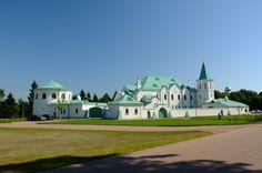 Palais Ratna - TSarskoie Selo - Edifié entre 1913 et 1917 par Simon Sydorchuk dans un style russe à la demande de Nicolas II pour être un musée à la gloire des troupes russes - Aujourd'hui Musée des Armées de la Première Guerre Mondiale.