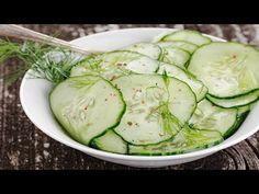 Nadat je dit hebt gelezen, ga je elke dag Komkommer eten!