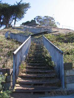 2. Grand View Park Steps San Francisco