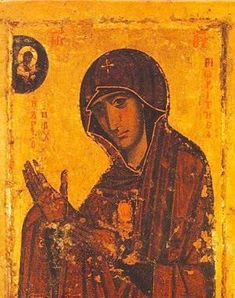 Maica Domnului de la Mahaira Ciprului Noiembrie, Mona Lisa, Artwork, Painting, Icons, Work Of Art, Auguste Rodin Artwork, Painting Art, Artworks