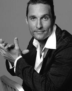 Matthew McConaughey Culver City, CA