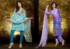 Sana Samia Macrame Summer Lawn Dresses by Lala Textiles for Women 10 Sana & Samia Macrame Summer Lawn Dresses by Lala Textiles for Women