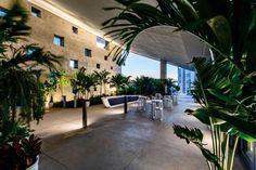 No dia 01 de dezembro, a CASACOR faz sua estreia em solo Norte Americano com a mostra CASACOR Miami. São 20 ambientes e mais seis intervenções artísticas em cerca de 2 mil m².