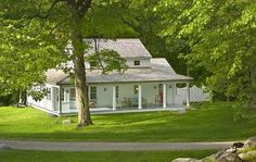 Farm House Designs for Getaway Retreats . . . Pastoral Perspectives!