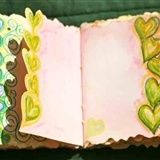 idea for art journaling