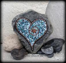 pretty mosaic rock