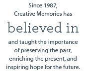 Creative Memories Scrapbooking