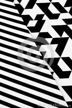 A background of an abstract pattern in black and white