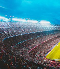 Camp Nou😍😍😍 discovered by Н. Рамосай on We Heart It Camp Nou, Football Stadiums, Nike Football, National Park Camping, National Parks, Giant Water Lily, Stadium Wallpaper, Football Background, Soccer Photography