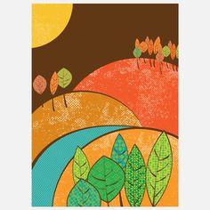 Fallmoon by strawberryluna