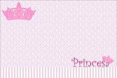 Resultado de imagen para tarjetas de cumpleaños de niñas princes de 1 añito