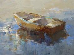 Barbara Flowers AND painting - Yahoo Search Results Yahoo Image Search Results Ship Paintings, Landscape Paintings, Boating Pictures, Icelandic Artists, Lake Art, Boat Art, Art Folder, Boat Painting, Pictures To Paint