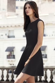 Black dress H UK
