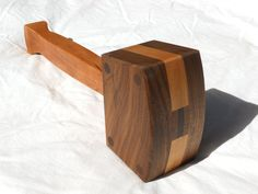 New Mallet From Scraps - by barringerwoodworks @ LumberJocks.com ~ woodworking community