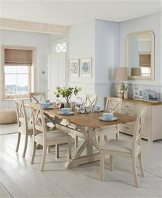 Buy Hartford® Painted Extending Dining Table from the Next UK online shop