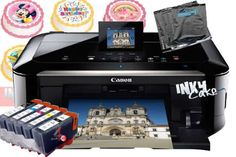 Edible Picture Printers - The Canon Edible Images Printer Ensures the Perfect Customized Cake