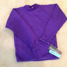 Top Stohlquist Water Ware Polartec fleece top. New, never worn. No stains or holes. NWT Stohlquist Tops
