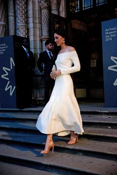 Kate Middleton Bares Her Shoulders in a Daring — for the Duchess —Dress