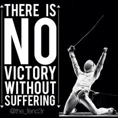 More galleries of motivational quotes for athletes hard work image quotes a Motivational Quotes For Athletes, Athlete Quotes, Soccer Quotes, Sport Quotes, Inspirational Quotes, Fencing Club, Fencing Sport, Hard Work Images, Fence Quotes