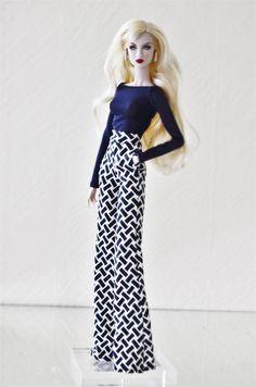 Elements Of Surprise Eden Hi Fashion, Fashion Show, Fashion Outfits, Fashion Royalty Dolls, Fashion Dolls, Barbie Patterns, Barbie Clothes, Barbie Dolls, Hot Outfits