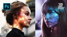 Cara Edit foto keren Skin Light Effect di Photoshop - Photoshop Tutorial. Photoshop Design, Photoshop Tutorial, Cool Photoshop, Photoshop For Photographers, Photoshop Photography, Digital Photography, Food Photography, Photography Camera, Beauty Photography