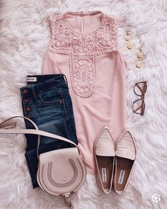 {Neutrals} // As much as I love bright and funny colors, I also love a good neutral outfit. # We « Mode Star Stitch Fix Outfits, Mode Outfits, Fashion Outfits, Womens Fashion, Fashion Hacks, Fashion Tips, Look Fashion, Korean Fashion, 80s Fashion